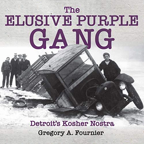 Couverture de The Elusive Purple Gang