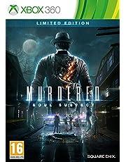 Square Enix Murdered SoulSuspect Ltd Ed [Xbox 360]