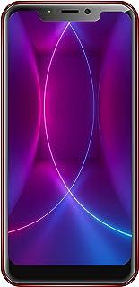 هاتف انفينيتي ماكس من سيكو، 32 جيجابايت، 3 جيجابايت رام، ال تي اي - احمر