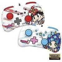 【任天堂ライセンス商品】ホリパッドミニ for Nintendo Switch【Nintendo Switch対応】桃太郎・夜叉姫セット