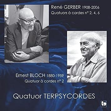 Gerber & Bloch: String Quartets