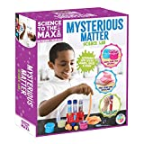 Be Amazing! Toys Science Kit - Science to The Max Mysterious Matter Science Kits for Kids Age 8 and Up - Stem Chemistry Set for Boys and Girls - Mind Blowing Educational Toy for Kids Age 8-12, 10-12