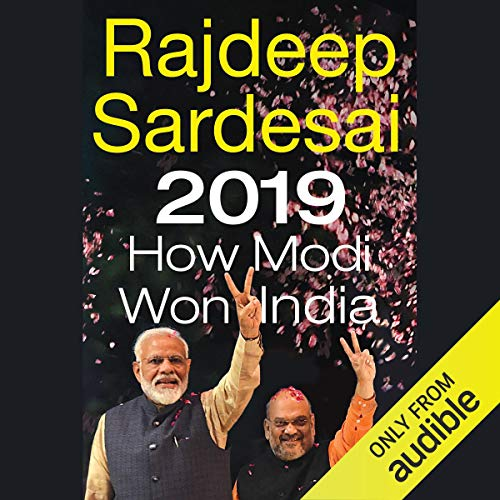 2019: How Modi Won India cover art