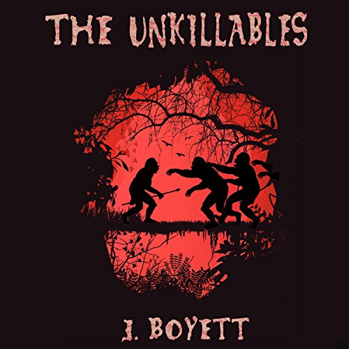 The Unkillables audiobook cover art