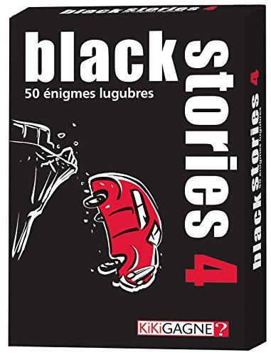 Kikigagne KIKIBS12F Black Stories 4