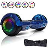 """Huanhui Hoverboard 6.5"""" Smart Two Wheel Self Balancing Electric Scooter with Carry Bag"""