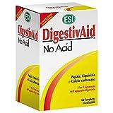 ESI DigestivAid No Acid Complemento Alimenticio - 60 Tabletas