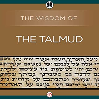 Wisdom of the Talmud cover art