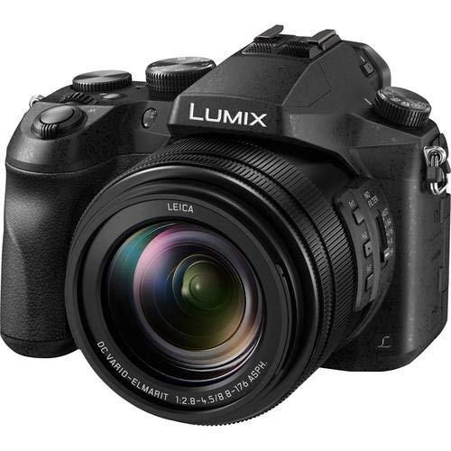 Panasonic Lumix DMC-FZ2500 Digital Camera International Version (No Warranty)