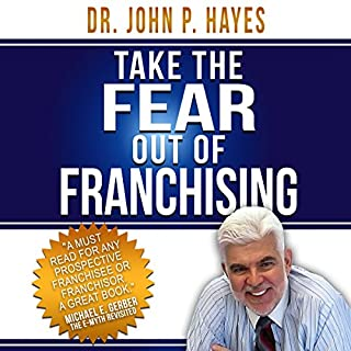 Take the Fear out of Franchising cover art