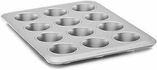 KitchenAid KB6NSO12MF Classic Nonstick 12-Cavity Regular Sized Muffin Pan Bakeware