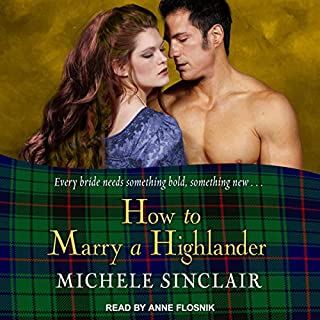 How to Marry a Highlander audiobook cover art