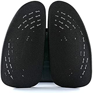 Back Pain Relief | Lumbar Support, Lower Back Pain Relief Devices: Back Support for Office Chair, Car, Truck, Plane - Orthopedic Design for Lower Back Pain Support-Sciatica Relief- Posture Corrector