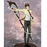 Death Note Yagami Light / Killer Anime Figura de acción Modelo Estatua - 26cm Personajes de PVC Escultura Muñeca de Juguete Coleccionable