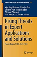 Rising Threats in Expert Applications and Solutions: Proceedings of FICR-TEAS 2020 (Advances in Intelligent Systems and Computing, 1187)