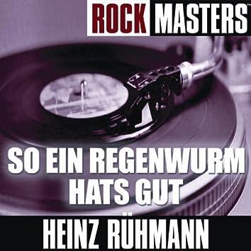 Rock Masters: So Ein Regenwurm Hats Gut