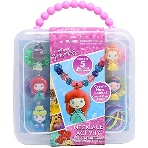 Image of the Tara Toy Disney Princess Necklace Activity Set