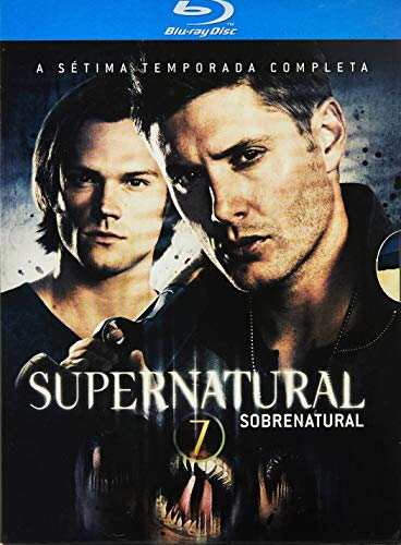 Supernatural 7A Temp [Blu-ray]