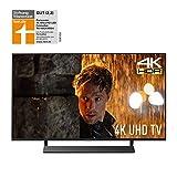 Panasonic TX-40GXW804 Téléviseur LED 100 cm 40 Pouces EEC A+ (A+++ - D) DVB-T2, DVB-C, DVB-S, UHD, Smart TV, Wi-FI, PVR