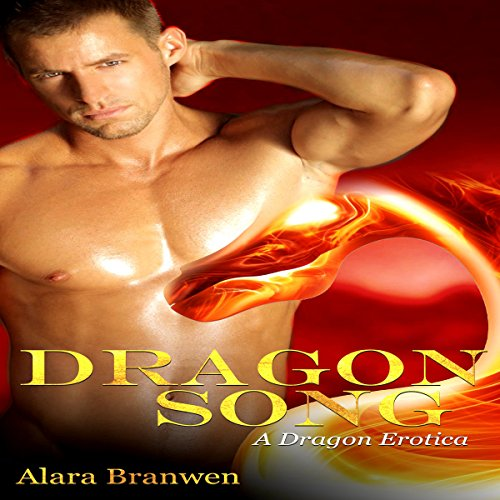Dragon Song audiobook cover art