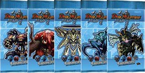 Lot de 4 Boosters Duel Masters DM-01 Version Française