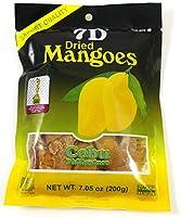 7D ドライマンゴー 200g ×2袋 国内初 正規輸入品 ドライフルーツ