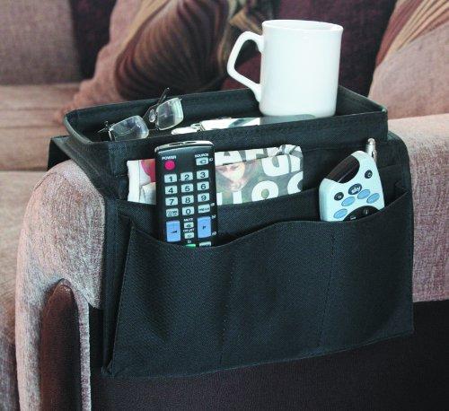 Arm Rest Organiser - Armchair Companion - keep all your items in...