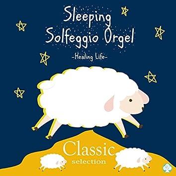 Sleeping Solfeggio 528Hz Music Box -Classic Selection-