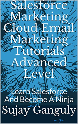 Salesforce Marketing Cloud Email Marketing Tutorials Advanced Level : Learn Salesforce And Become A Ninja (Second Book 2)