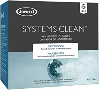 Jacuzzi T627000 Systems Clean