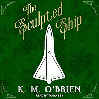 The Sculpted Ship audiobook cover art