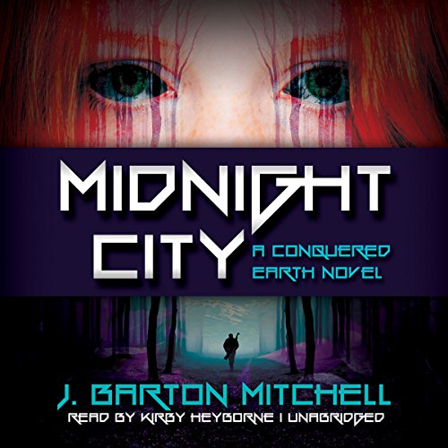 Midnight City audiobook cover art