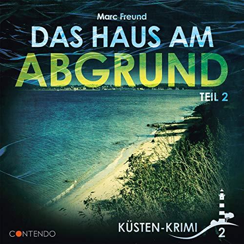 Page de couverture de Das Haus am Abgrund 2
