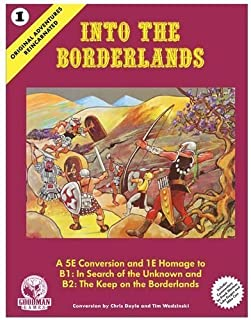 Into The Borderlands