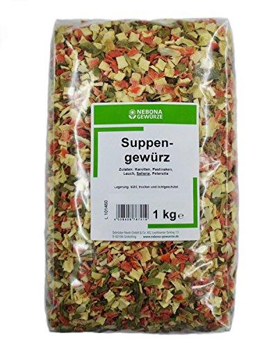 Suppengewürz 1kg von NEBONA