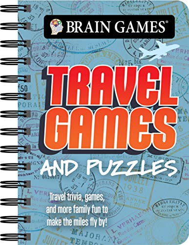 Compare Textbook Prices for Brain Games Mini - Travel Games and Puzzles  ISBN 9781645582120 by Publications International Ltd.,Brain Games