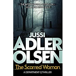 The Scarred Woman (Department Q 7)