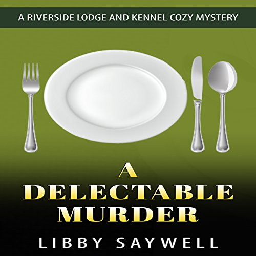 A Delectable Murder audiobook cover art