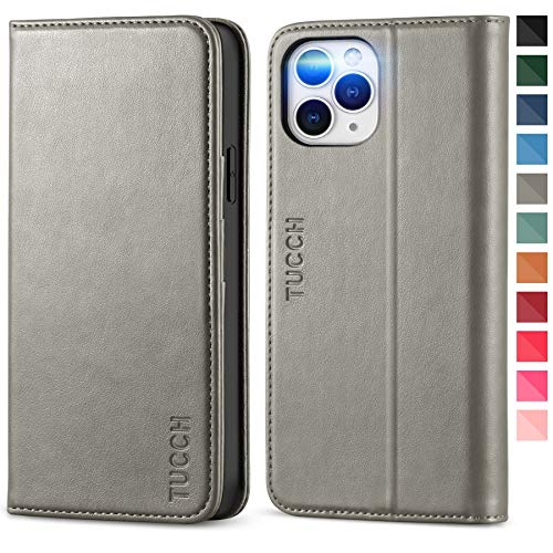 TUCCH iPhone 12 pro max ケース iPhone 12 プロマックスケース 手帳型 iPhone 12 pro max ケース 手帳 永久保証 カード収納 高級PU合皮ケース スタンド機能 アイフォン12プロマックスケース 手帳型 マグ