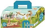 MATADOR Explorer E 100 , Packungsinhalt 222 Teile -