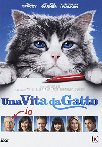 Una Vita Da Gatto - Nine Lives