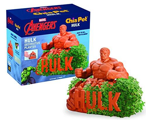 Chia Pet Hulk - Marvel Avengers