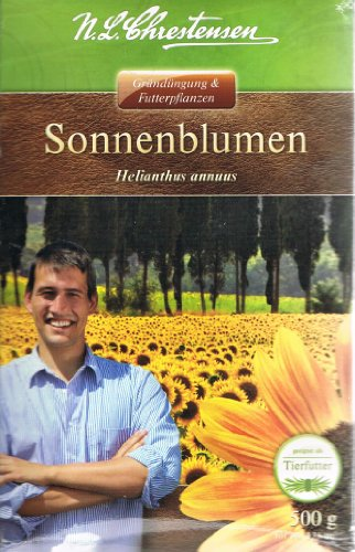 Sonnenblumen 500g Feldsonnenblumen