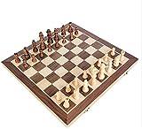 Ajedrez para tablero harry potter viaje Juego de ajedrez Juego de ajedrez magnético Plegable de madera maciza Tablero de ajedrez magnético Piezas de ajedrez de entretenimiento juego Juego de ajedrez p