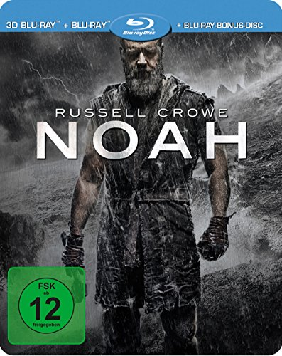 Noah - Steelbook [3D Blu-ray] [Limited Edition]
