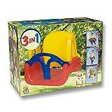 Green Garden 8306-0000, Altalena 3-in-1 Per Bambini Più Piccoli, Modelli/Colori Assortiti...