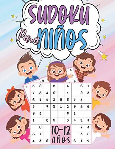 Sudoku para niños 10-12 Años: juegos para jugar en familia | 200...