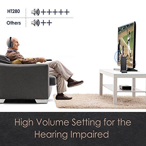 Product Image 3: Avantree HT280 Wireless Headphones