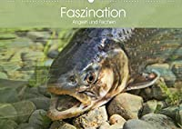 Faszination Angeln und Fischen (Wandkalender 2022 DIN A2 quer): Impressionen vom beliebtesten Hobby der Deutschen (Geburtstagskalender, 14 Seiten )