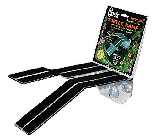 Price comparison product image OASIS 64225 Turtle Ramp - Medium 12-Inch by 6-1 / 2-Inch by 3-1 / 4-Inch